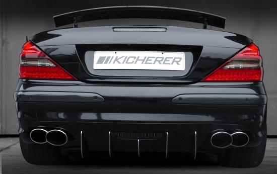 Kicherer Mercedes-Benz SL 63 RS
