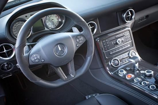 Kicherer Mercedes-Benz SLS 63 Supersport GT