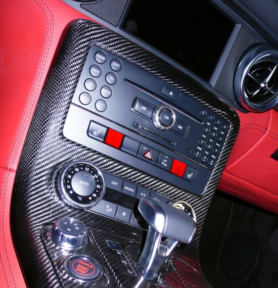2010 Ferrari F430 Scuderia Novitec Rosso 747 Edition: Kicherer Mercedes-Benz SLS 63 Supersport