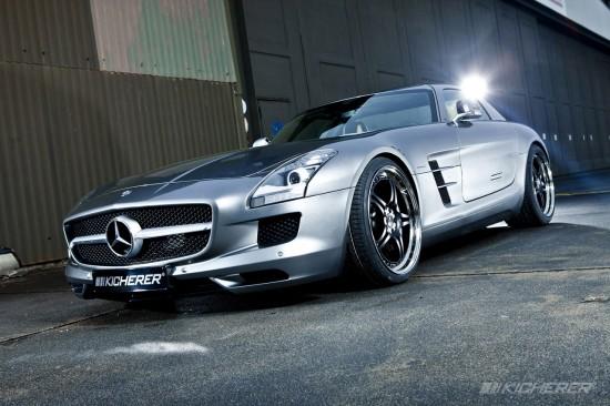 Kicherer Mercedes-Benz SLS 63 Supersport
