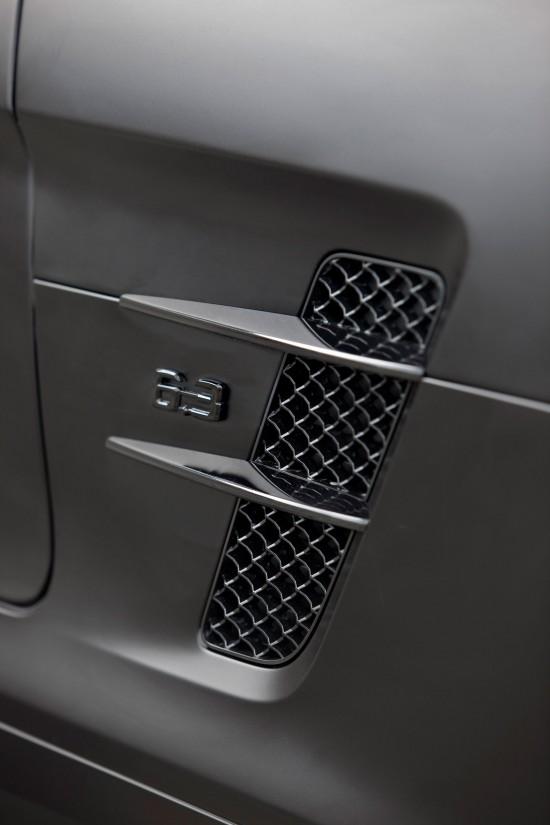 Kicherer Mercedes-Benz SLS Supersport Edition Black