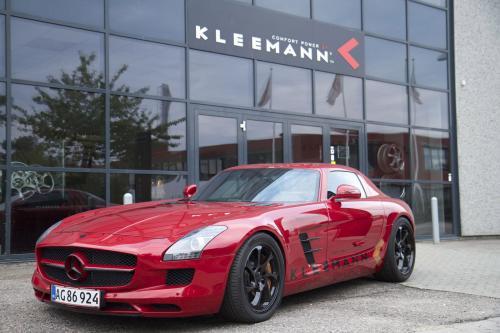 Дробилки эксклюзивных Mercedes - Максимальная скорость 356 км/ч