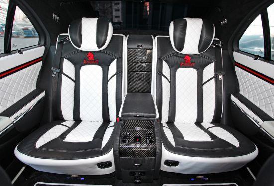 Knight Luxury Sir Maybach 57S