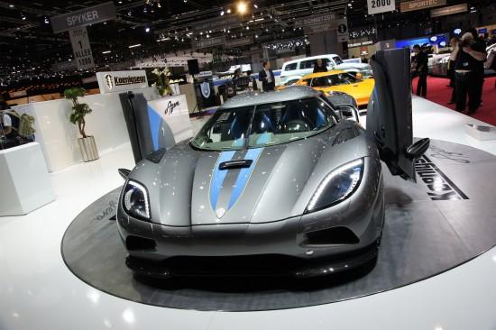 Koenigsegg Agera Geneva