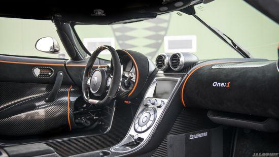 Koenigsegg Agera One 1