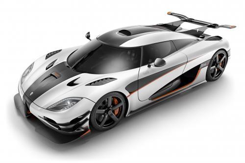 Koenigsegg agera one на фестивале скорости в Гудвуде
