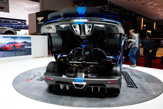 Koenigsegg Agera R Geneva