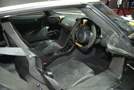 Koenigsegg Hundra Geneva