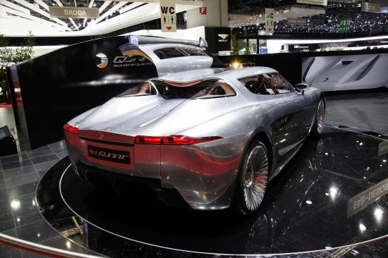Koenigsegg NLV Quant Geneva