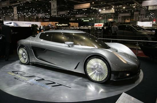 Koenigsegg Quant Geneva
