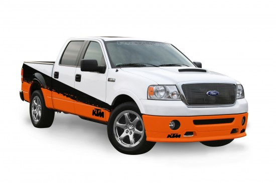 ktm edition roush ford f 150 picture 16366. Black Bedroom Furniture Sets. Home Design Ideas