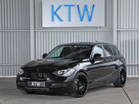 KTW BMW 1-Series Black and White, 1 of 13