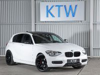 KTW BMW 1-Series Black and White, 3 of 13