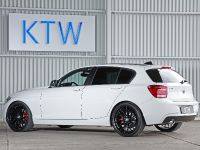 KTW BMW 1-Series Black and White, 4 of 13