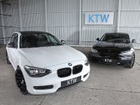 KTW BMW 1-Series Black and White, 7 of 13