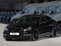 KTW Mercedes-Benz C 63 AMG Black Daimler , 2 of 10