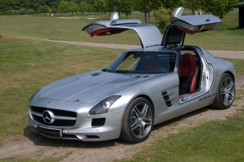 Kubatech Mercedes-Benz SLS AMG
