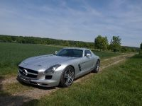 Kubatech Mercedes-Benz SLS AMG, 1 of 7