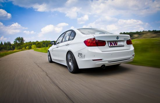 KW  BMW 3-Series F30