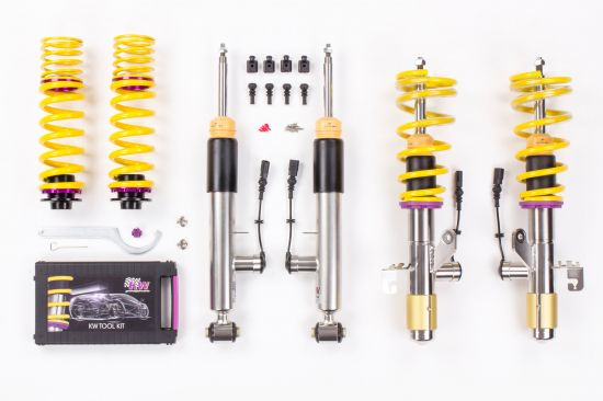 KW  BMW 2-series M235i Adaptive DDC Coilovers