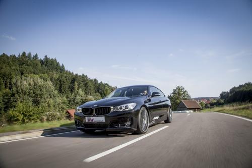 КВт Автомобильные BMW 3-й серии GT с более спортивными характеристиками