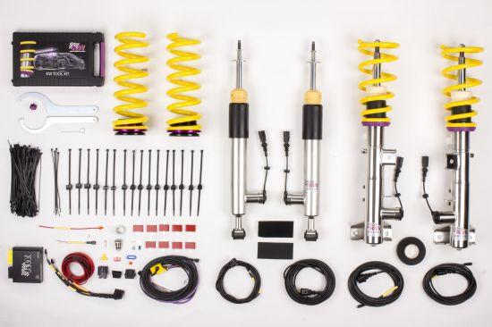 KW DDC ECU Coilover Kit Mercedes-Benz C63 AMG Black Series