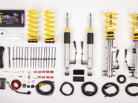 KW DDC ECU Coilover Kit Mercedes-Benz C63 AMG Black Series, 7 of 13