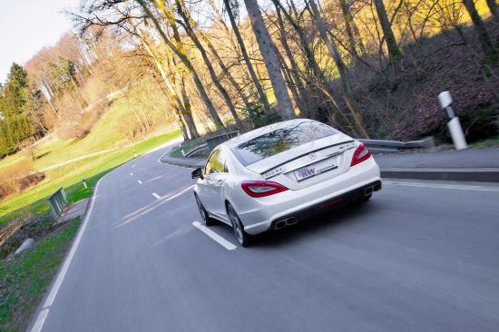 KW Mercedes-Benz CLS 63 AMG 4MATIC