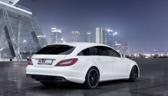 KW Mercedes-Benz CLS 63 AMG Shooting Brake