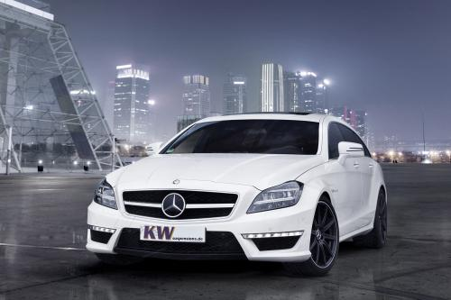 КВт усиливает Mercedes-Benz CLS 63 AMG Shooting Brake