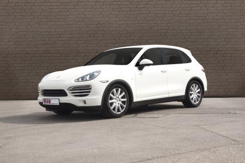 KW Variant 3 для Porsche Cayenne II