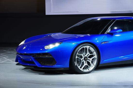 Lamborghini Asterion Paris