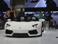 thumbnail image of Lamborghini Aventador Geneva 2013