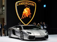 Lamborghini Aventador Geneva 2014