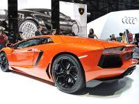Lamborghini Aventador LP700-4 Geneva 2011, 6 of 9