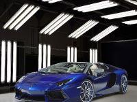 thumbnail image of Lamborghini Aventador Roadster Ad Personam