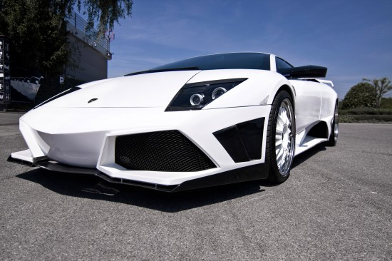 Lamborghini Bat LP640 by JB Car Design
