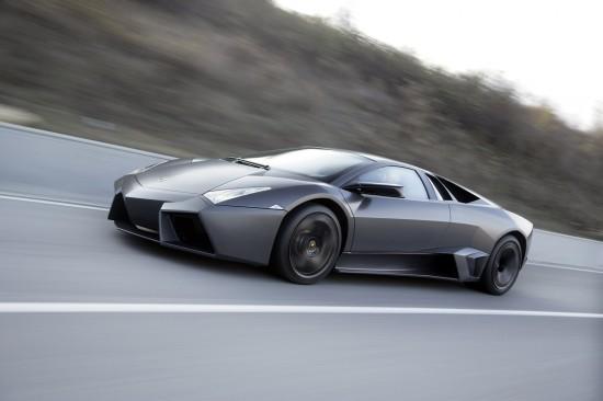 Lamborghini Diamond Black Zircotec