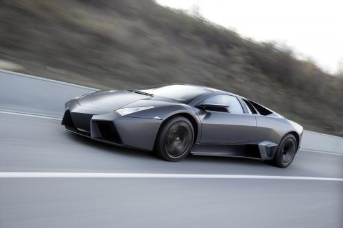 Lamborghini выбирает новый Алмаз черный Zircotec покрытия для Reventón - фотография lamborghini