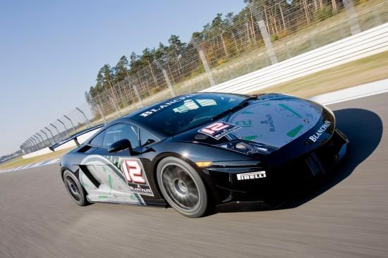Lamborghini Gallardo LP 560-4 Super Trofeo