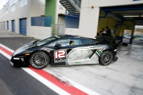 Lamborghini Super Trofeo - впечатляющие результаты в начале тестирования - фотография lamborghini