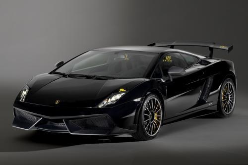 Lamborghini Gallardo LP 570-4 Blancpain Edition - просто очаровательны