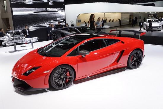 Lamborghini Gallardo Super Trofeo Stradale Frankfurt