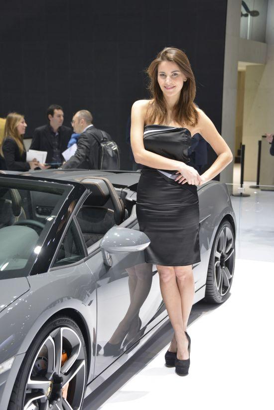 Lamborghini LP 560-4 Geneva