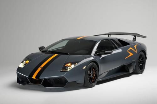 Lamborghini Murcielago LP 670-4 SuperVeloce China Limited Edition