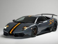 Lamborghini Murcielago LP 670-4 SuperVeloce China Limited Edition, 1 of 3
