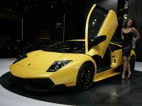 Lamborghini Murcielago LP 670-4 SuperVeloce Geneva 2009, 3 of 9