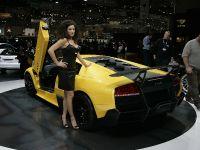 Lamborghini Murcielago LP 670-4 SuperVeloce Geneva 2009, 6 of 9
