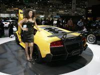 Lamborghini Murcielago LP 670-4 SuperVeloce Geneva 2009, 7 of 9