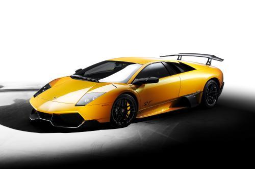 Lamborghini Murcielago LP 670-4 SuperVeloce - фотография lamborghini